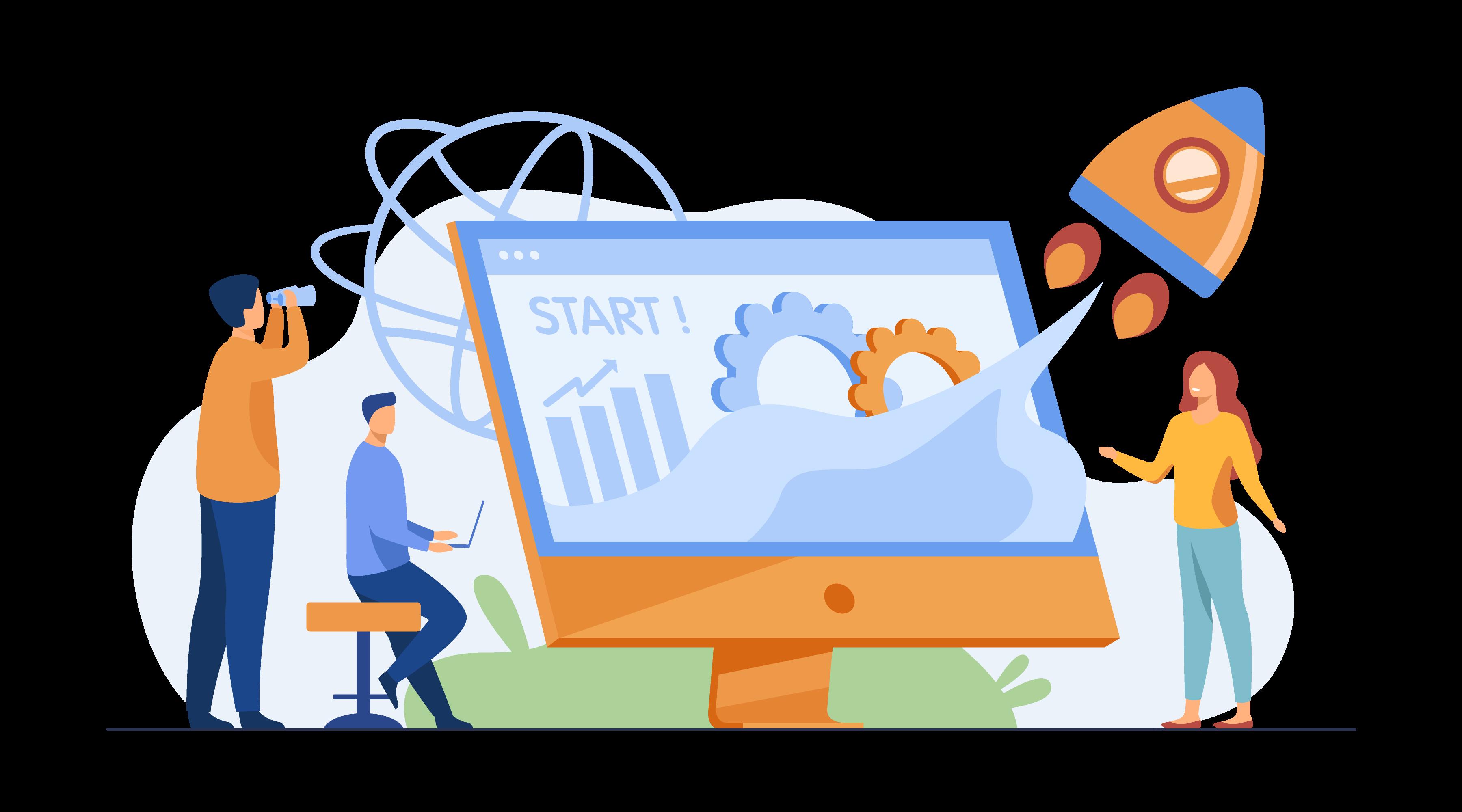 Digitales Wissensmanagement steigert die Effizienz der Belegschaft.