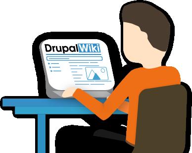 Testen Sie noch heute unsere Wiki-Software Drupal Wiki