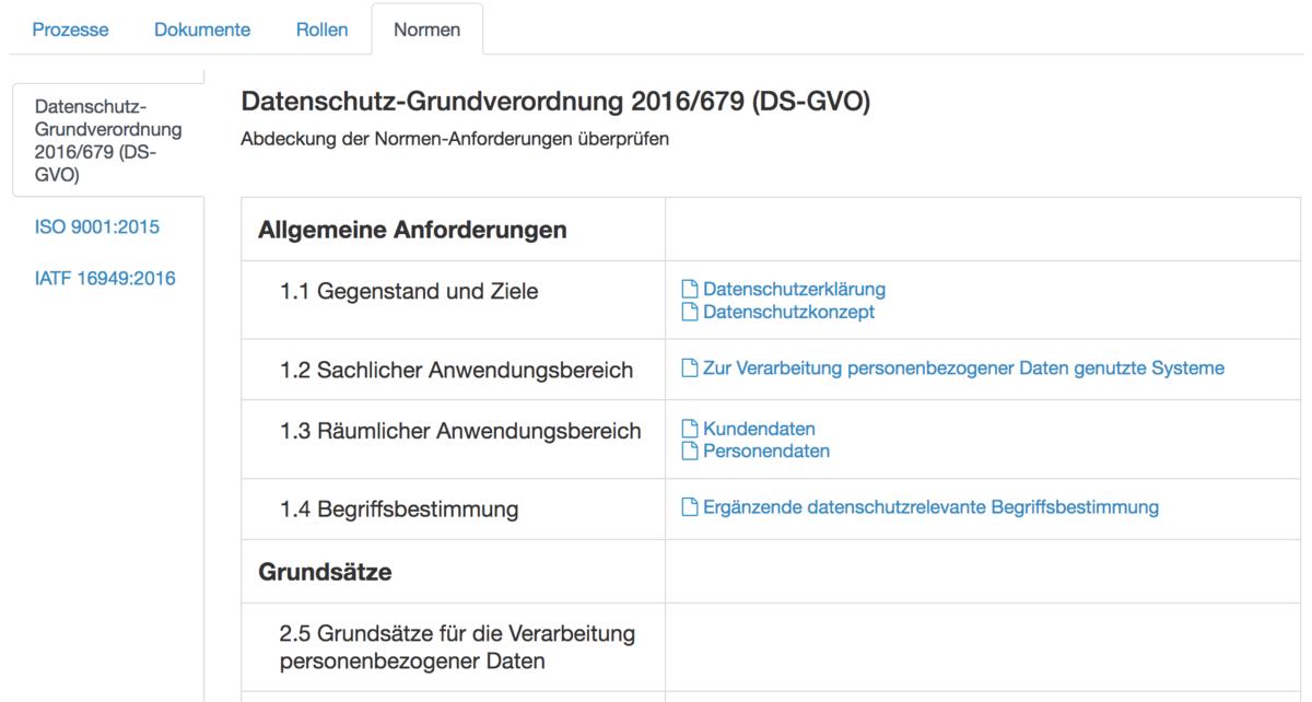 Umsetzung der DSGVO mit Drupal Wiki