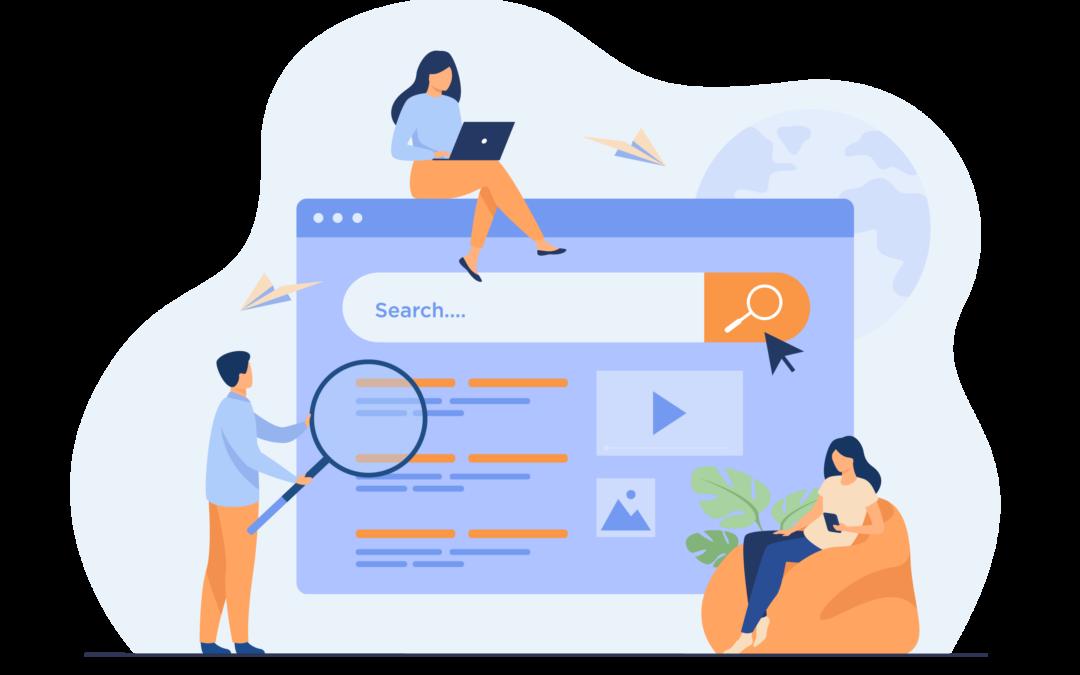 3 Funktionen um Inhalte schnell und einfach zu suchen in Drupal Wiki